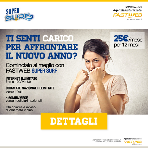 fastweb supersurf